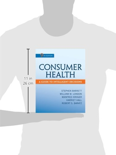 A Short Description about the Guide Book to Consumer Health Information