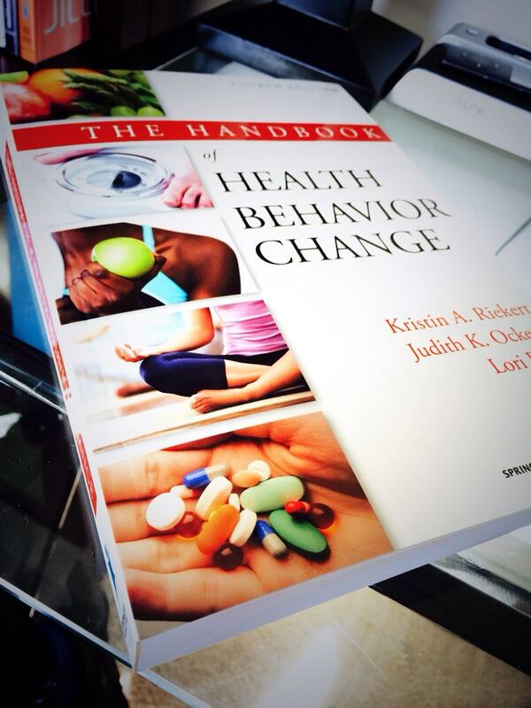 The Handbook of Health Behavior Change: The Key Features